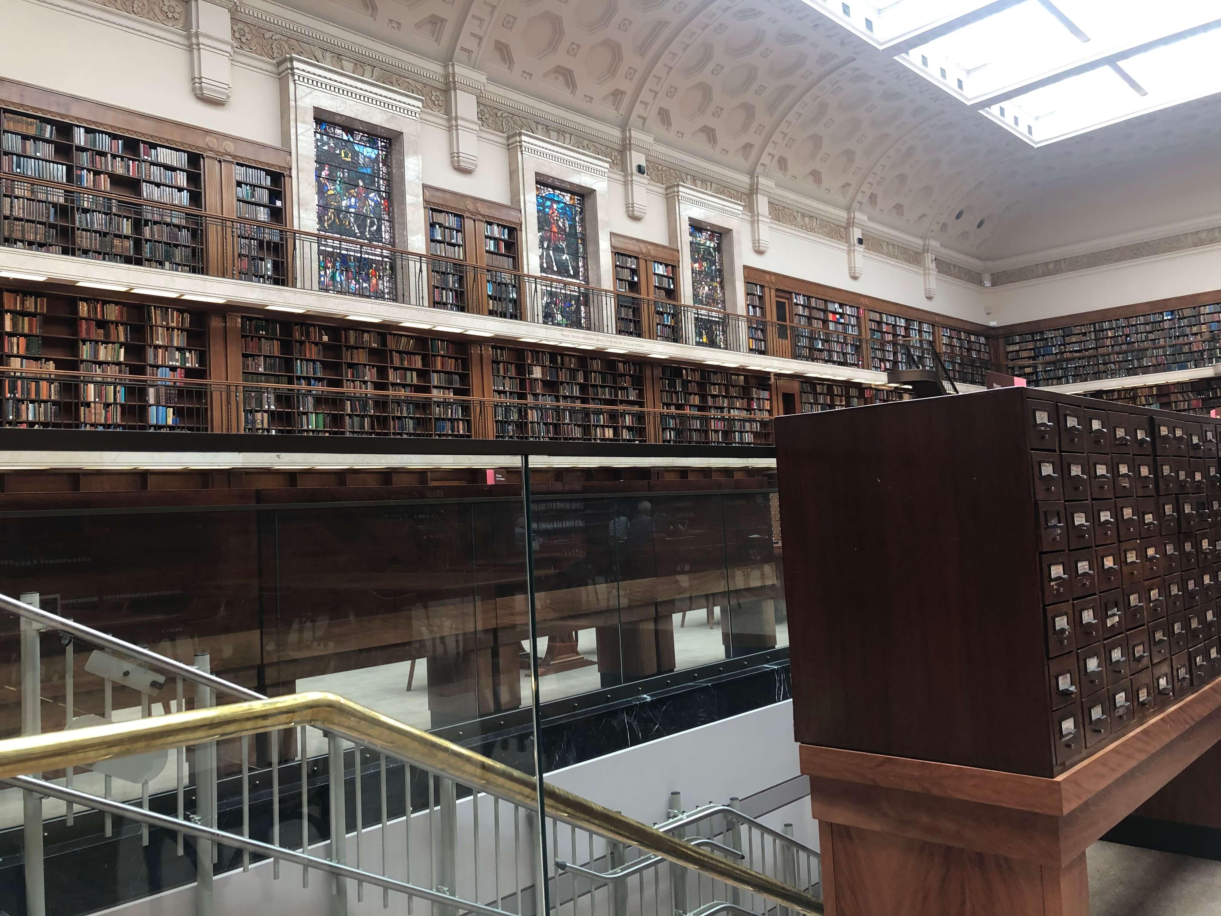 シドニー州立図書館の旧館