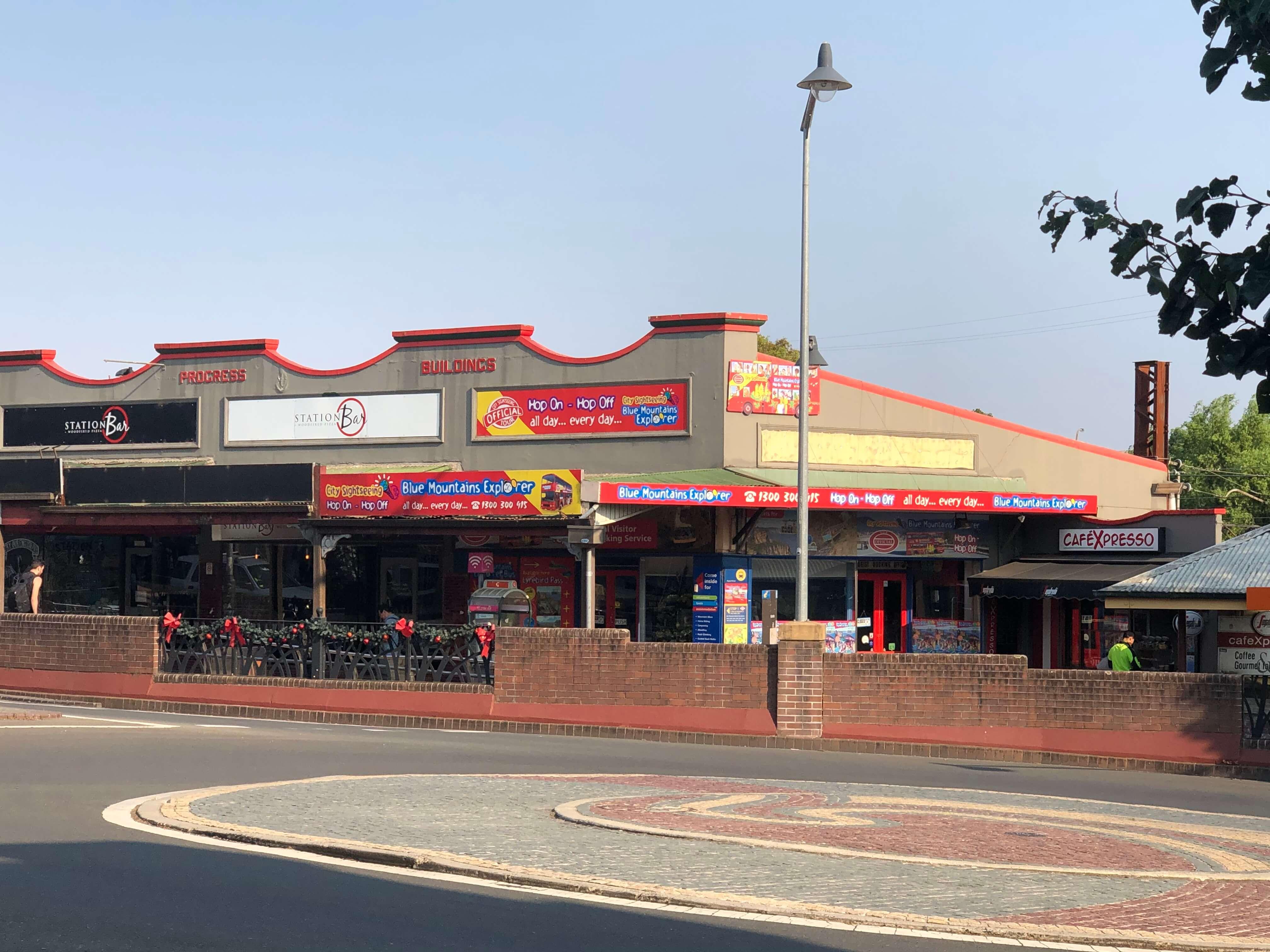 Katoomba駅
