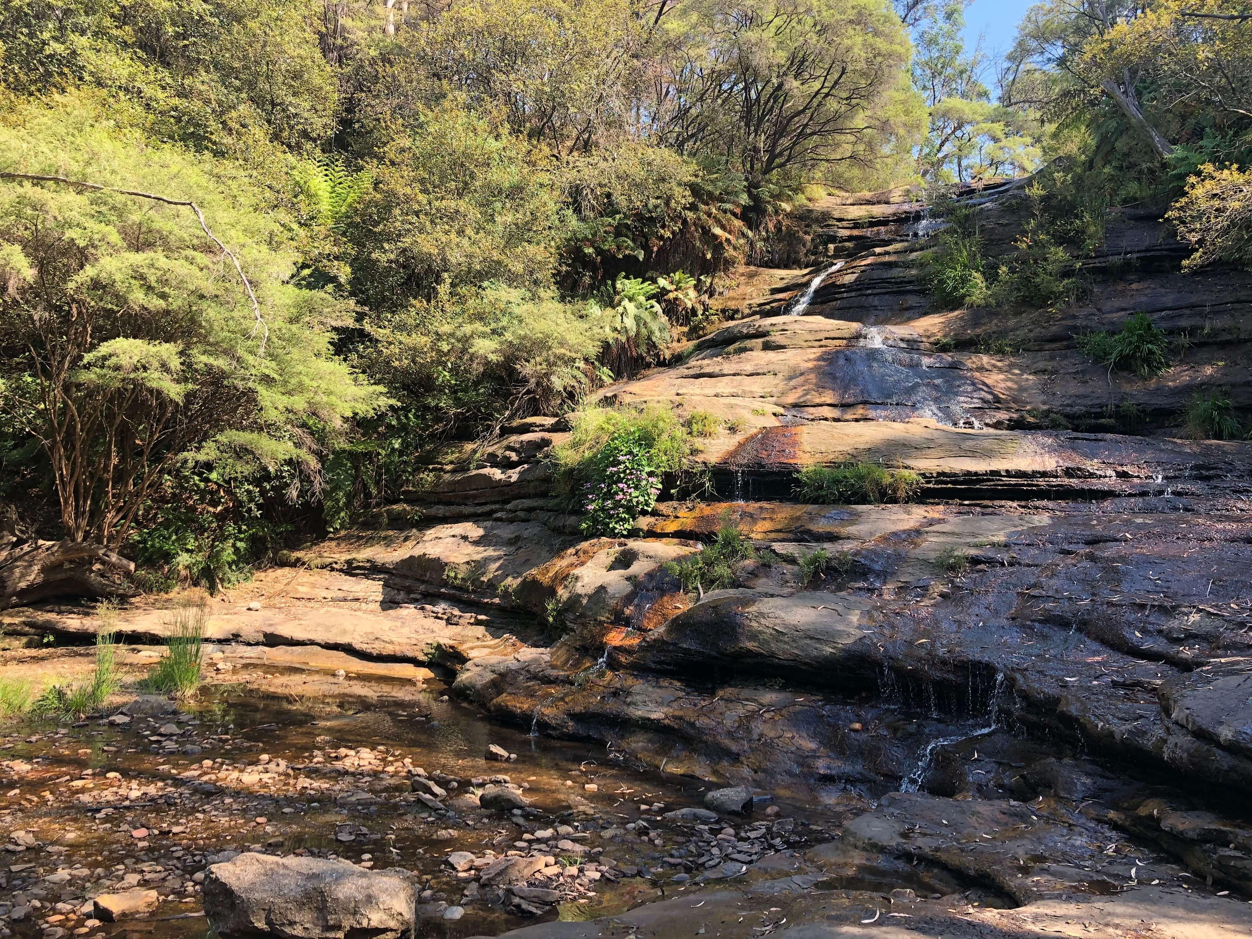 カトゥーンバ滝