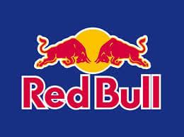 redbullのロゴデザイン